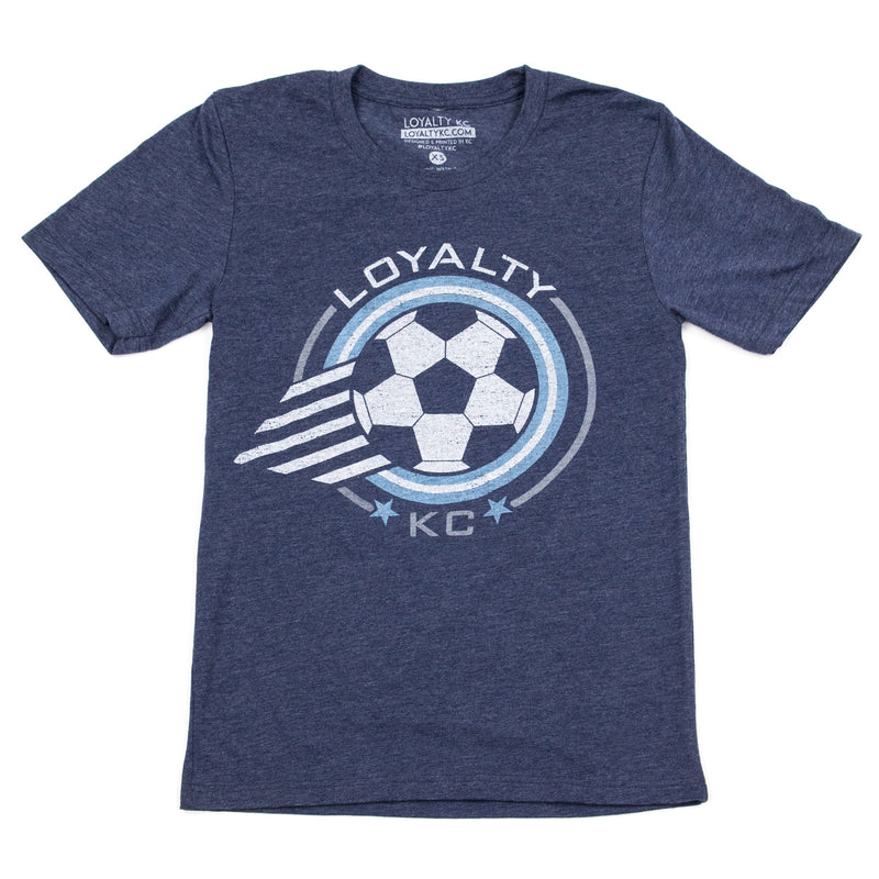 Loyalty KC Soccer Tee