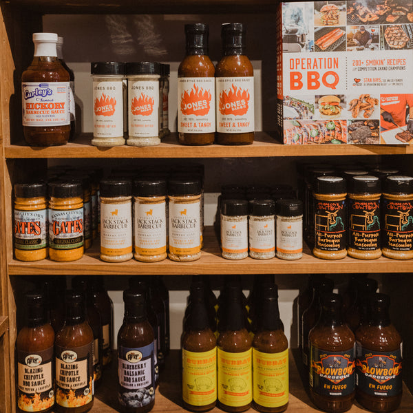 Kansas City's Cowtown All-Purpose Barbeque Seasoning