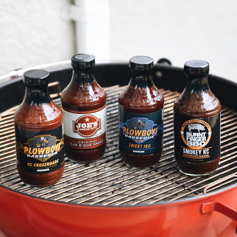 Plowboys Barbeque KC Crossroads Sauce