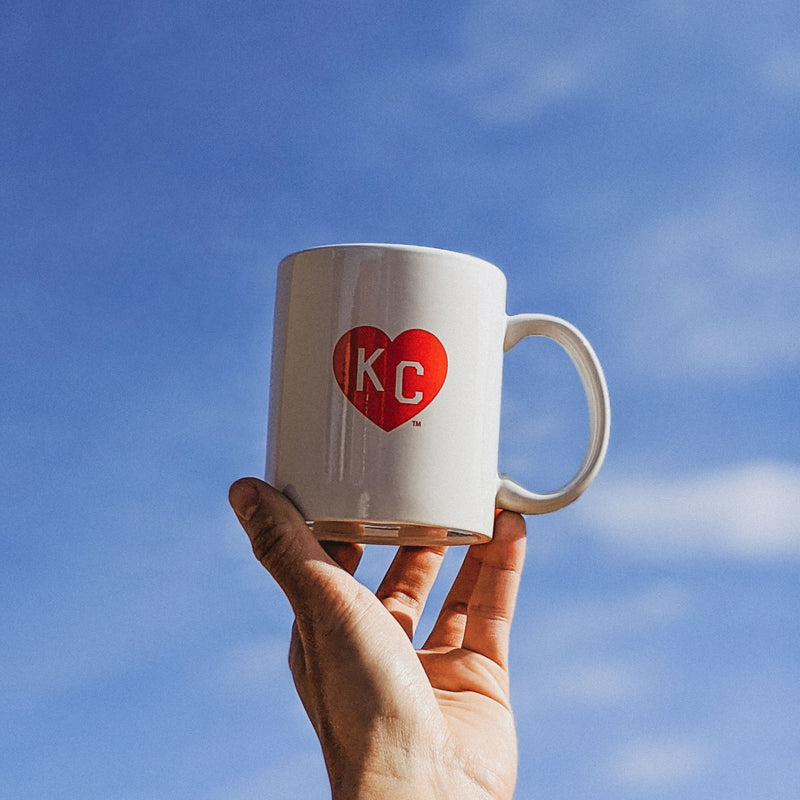 Made in KC x Charlie Hustle KC Heart Classic Mug