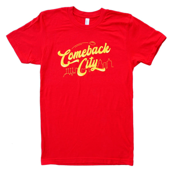 Comeback City Skyline Tee