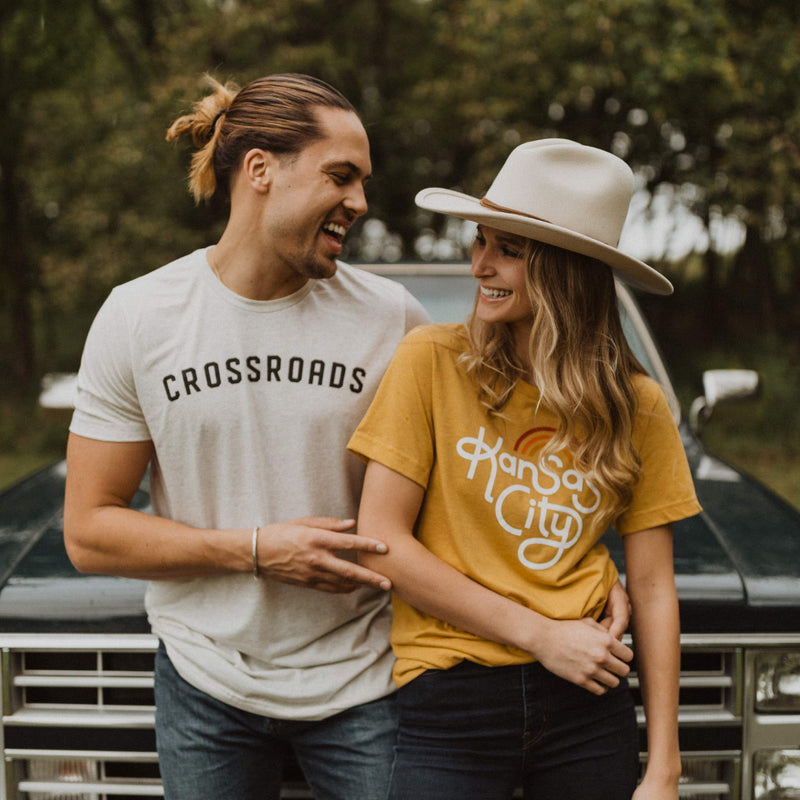 Crossroads Arch Tee