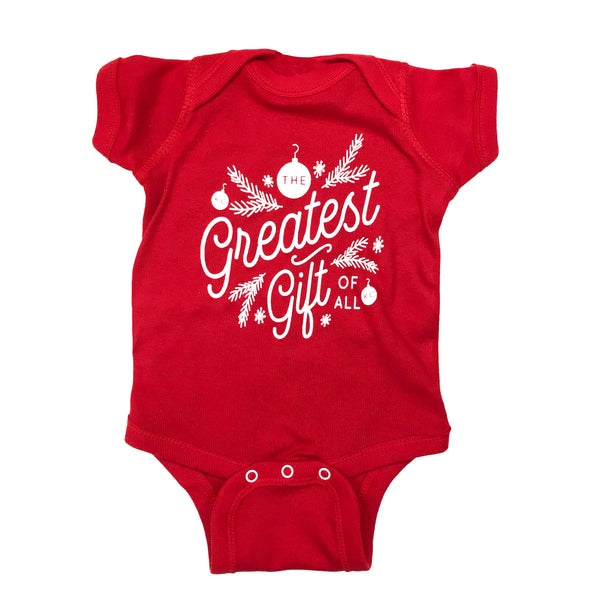The Greatest Gift of All Onesie