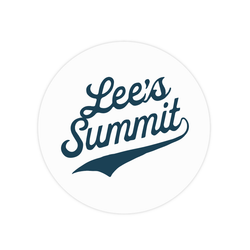 Lee's Summit Circle Sticker