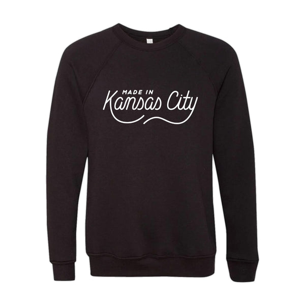 Made in Kansas City Pullover - Black
