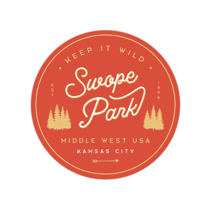 Swope Park Sticker