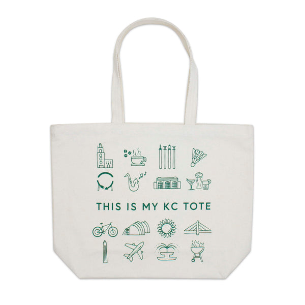 This Is My KC Tote