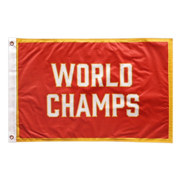 World Champs Flag