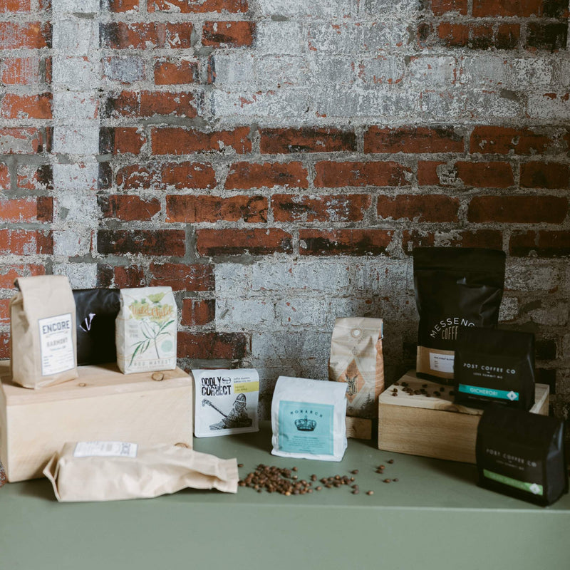 KC Coffee Subscription