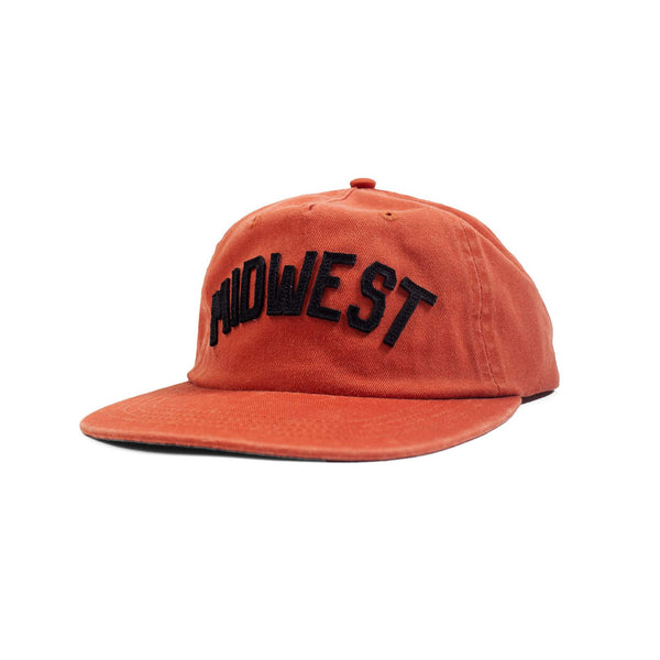 MADE MOBB Midwest Flatbill Hat