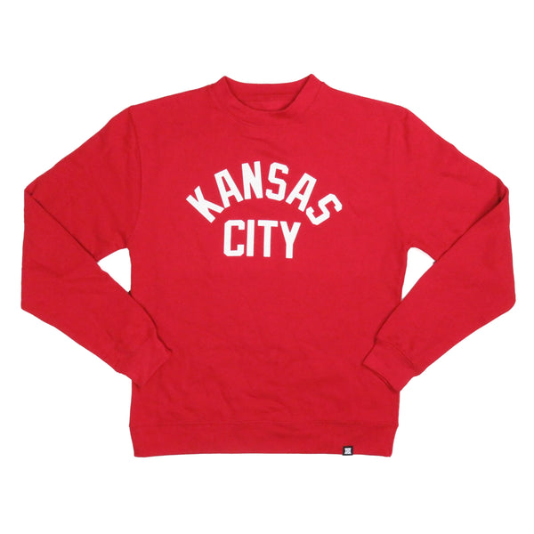 MADE MOBB Kansas City Pullover - Red