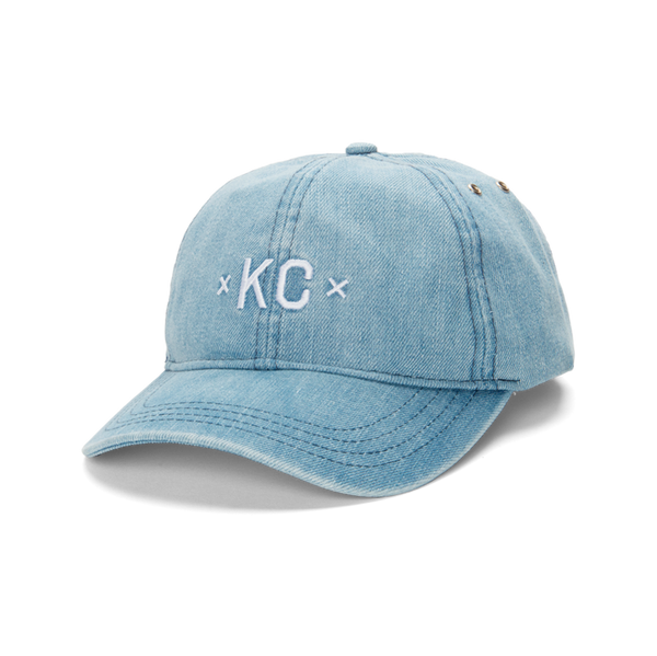 MADE MOBB KC Dad Hat - Denim