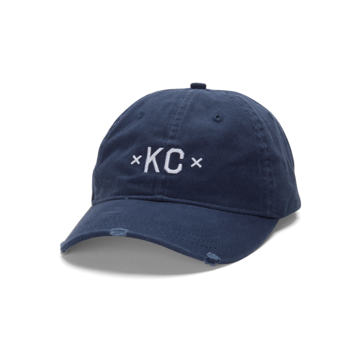 MADE MOBB KC Dad Hat - Navy