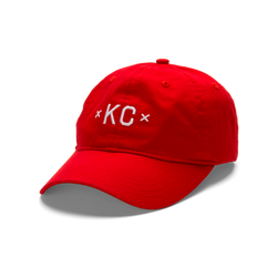 MADE MOBB KC Dad Hat - Red