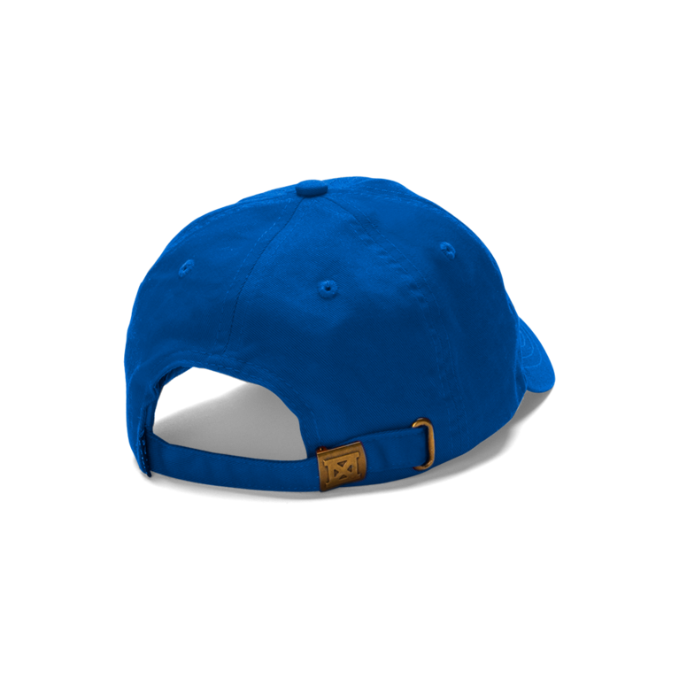 MADE MOBB KC Dad Hat - Royal Blue