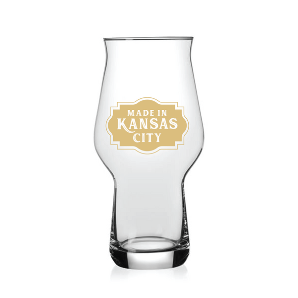 Made in Kansas City Pint Glass