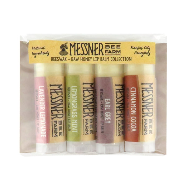 Messner Bee Farm Lip Balm Collection
