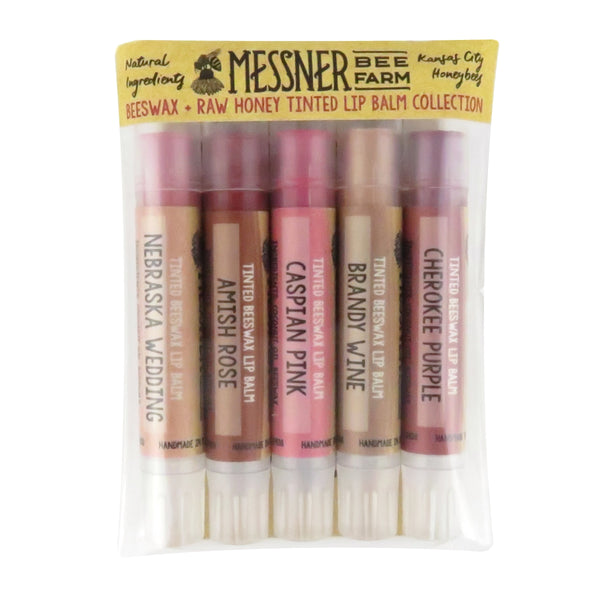 Messner Bee Farm Lip Tint Collection