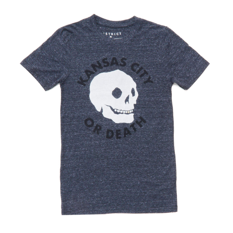 Normal Human Kansas City or Death Tee