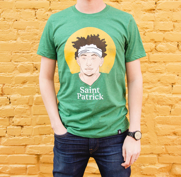 Ocean & Sea Saint Patrick Tee - Green