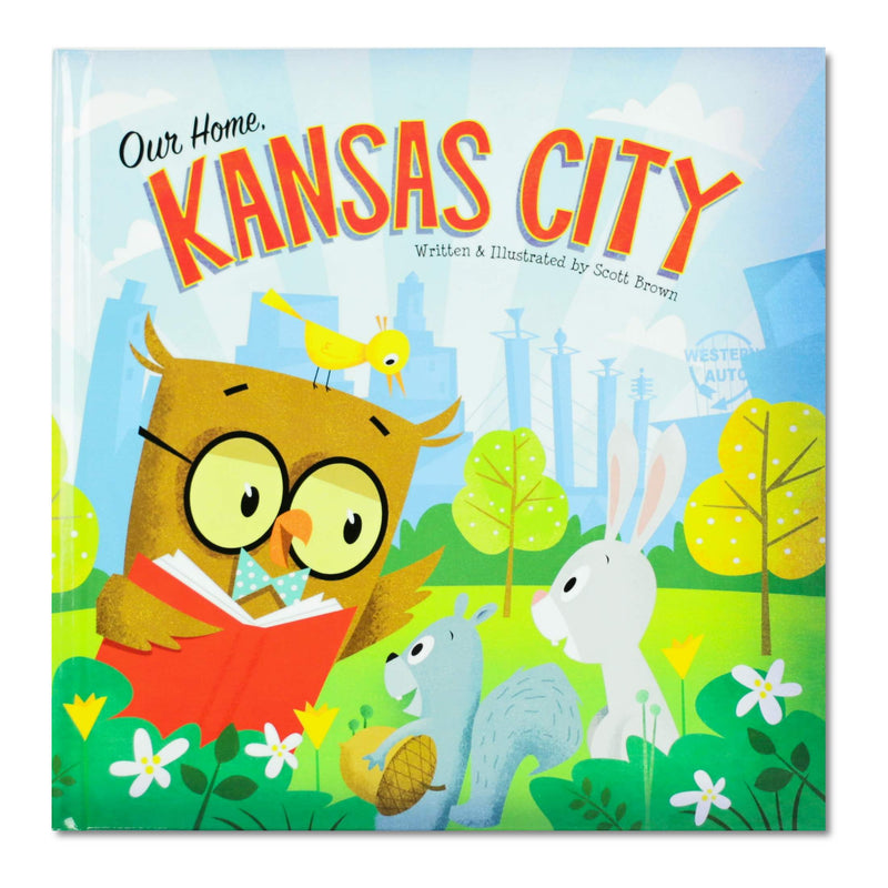 Our Home, Kansas City by Scott Brown