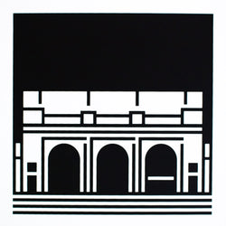 Ryan Hubbard Union Station Print