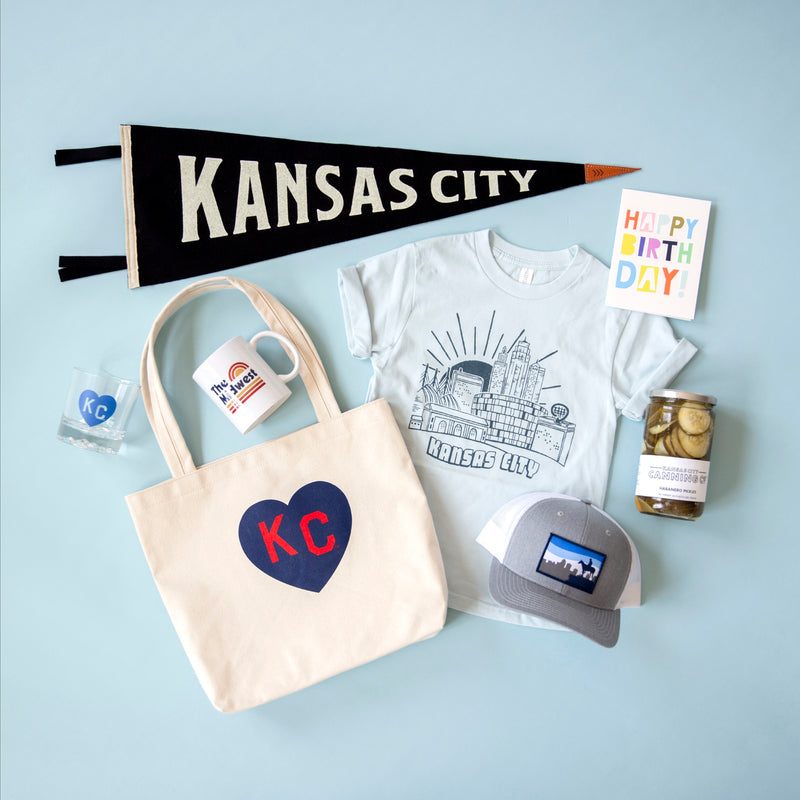 Sandlot Goods Kansas City Pennant