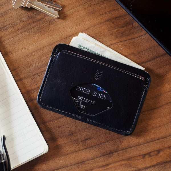 Sandlot Goods Monarch Wallet - Black