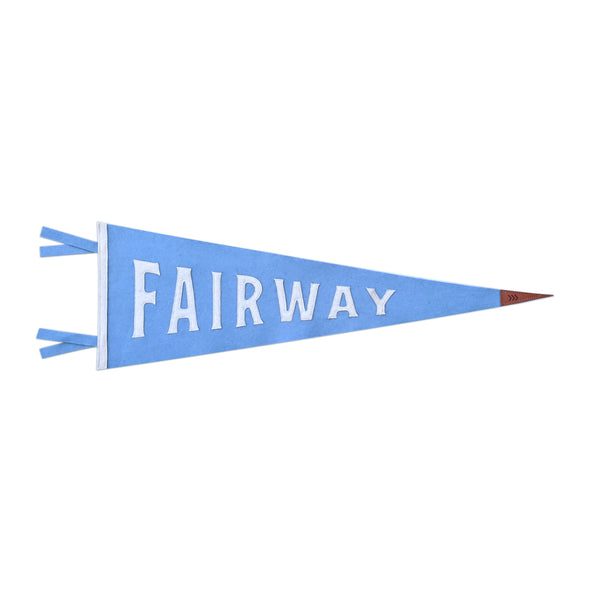 Sandlot Goods Fairway Pennant