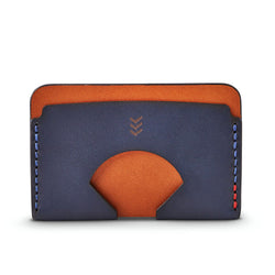 Sandlot Goods The Monarch - Tan and Navy Wallet