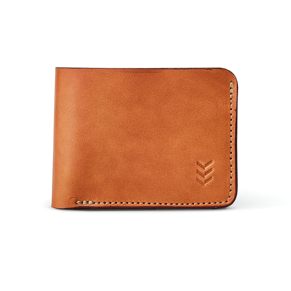 Sandlot Goods Leroy Billfold - Tan