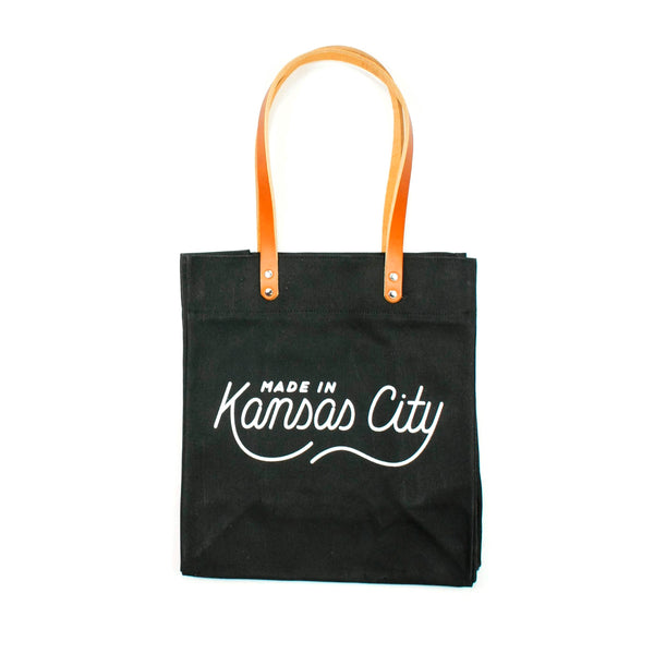 Made in Kansas City x Sandlot Goods Exclusive Tote - Black