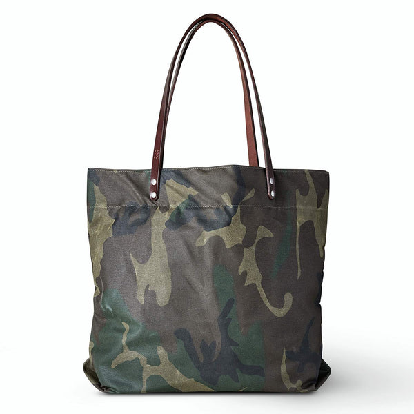 Sandlot Goods Russell Tote - Camo