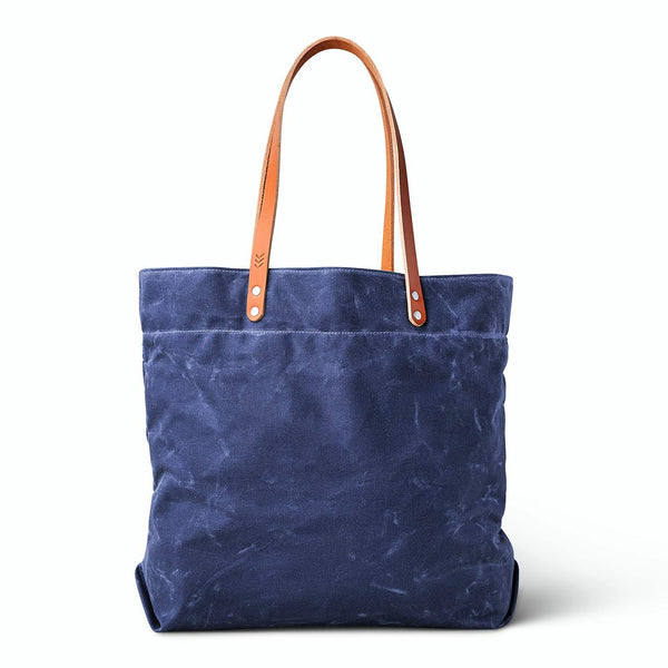 Sandlot Goods Russell Tote - Navy