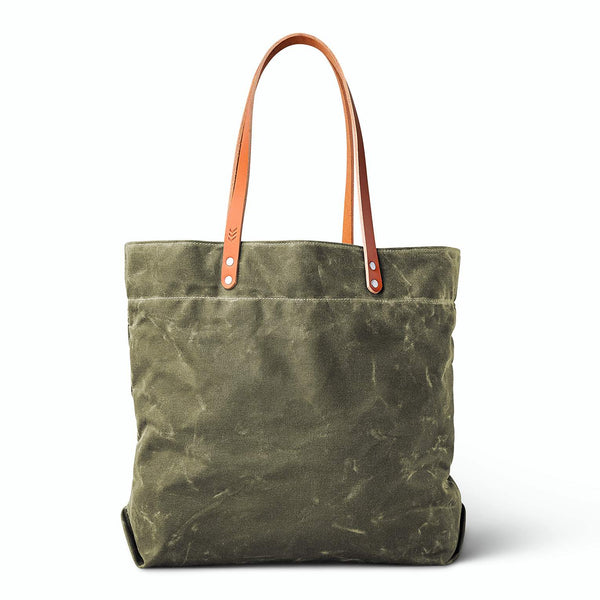 Sandlot Goods Russell Tote - Olive
