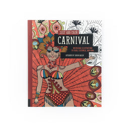 Just Add Color: Carnival Coloring Book by Sarah Walsh