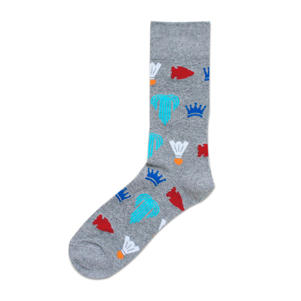 School of Sock KC Landmarks Socks