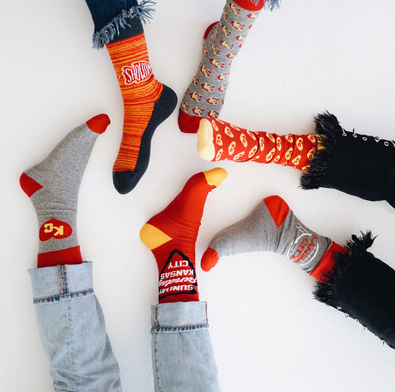 School of Sock Western Auto Socks