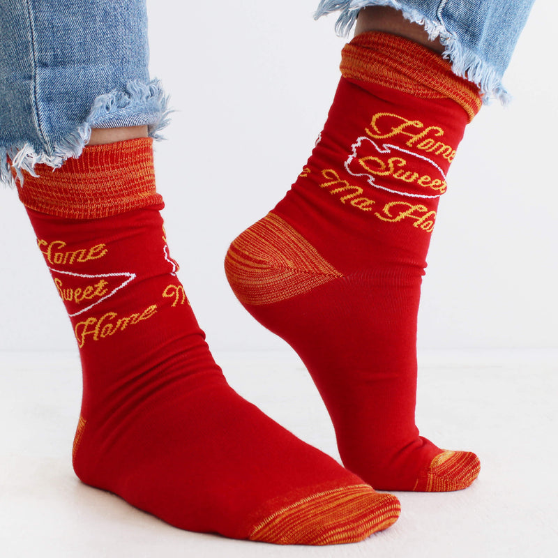 School of Sock Home Sweet MaHome Socks