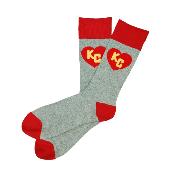 School of Sock The Berry Heart KC