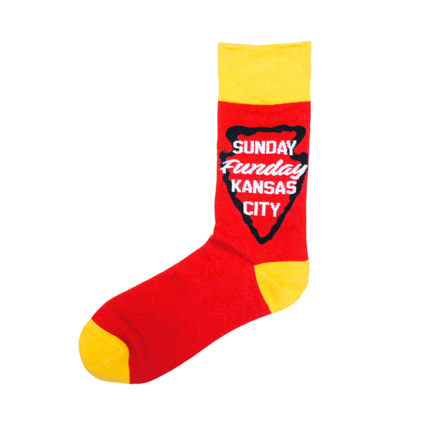School of Sock Sunday Funday Socks
