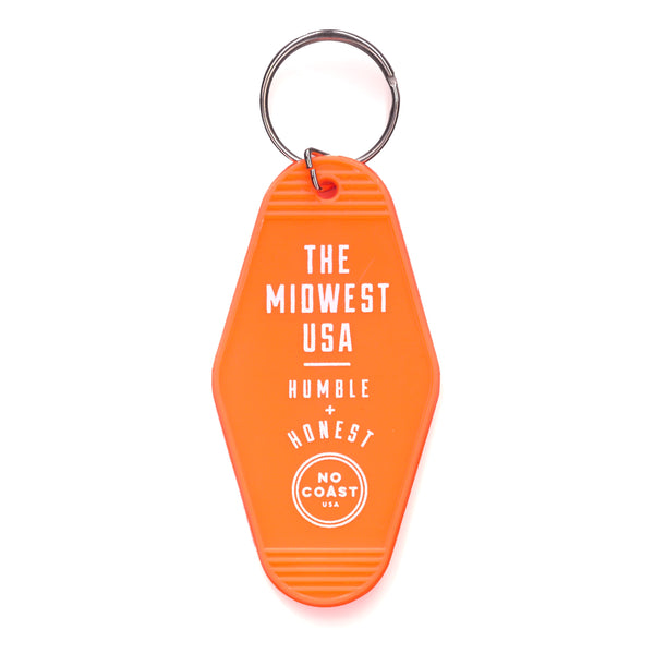Super Cub The Midwest USA Keytag