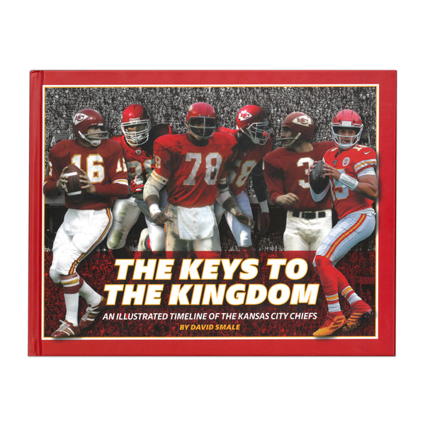 The Keys to the Kingdom: An Illustrated Timeline of the Kansas City Chiefs