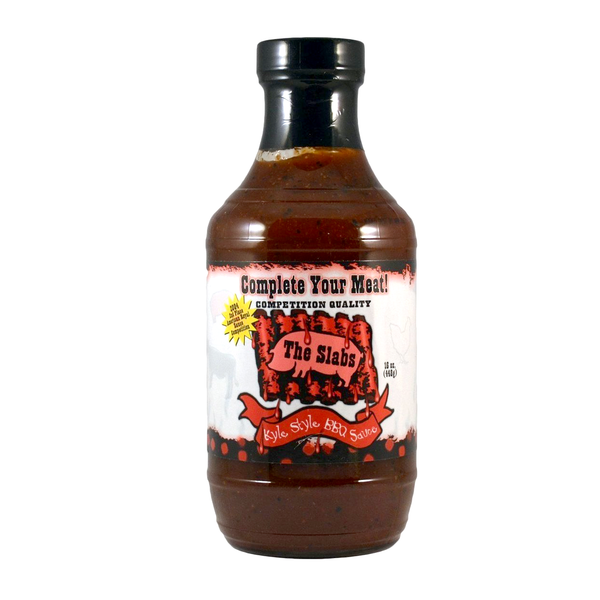 The Slabs Kyle Style BBQ Sauce