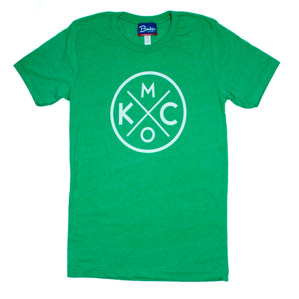 The Bunker KCMO Tee - Green