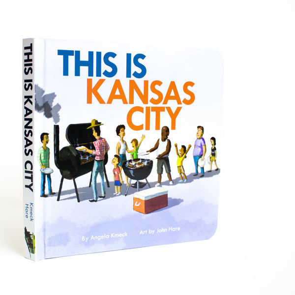 This is Kansas City by Angela Kmeck