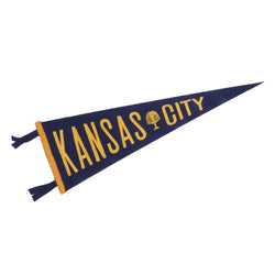 Tucker & Scout Kansas City Fountain Pennant