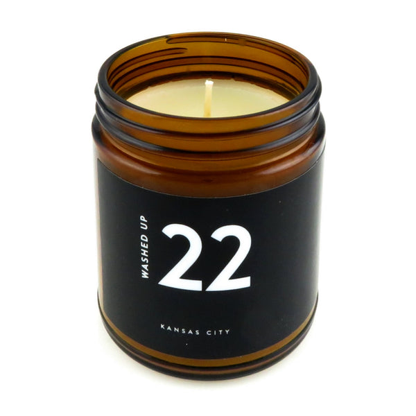 Washed Up 22 Soy Candle