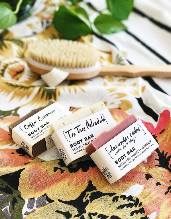 Wild Wash Coffee & Cinnamon Bar Soap