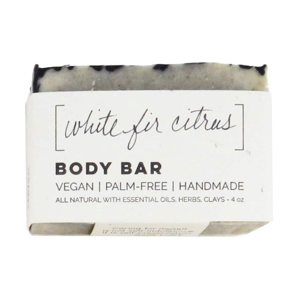 Wild Wash White Fir Citrus Bar Soap